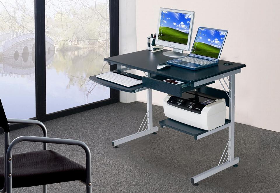 Computer Work Station With 3 Usb Hub Sharper Image