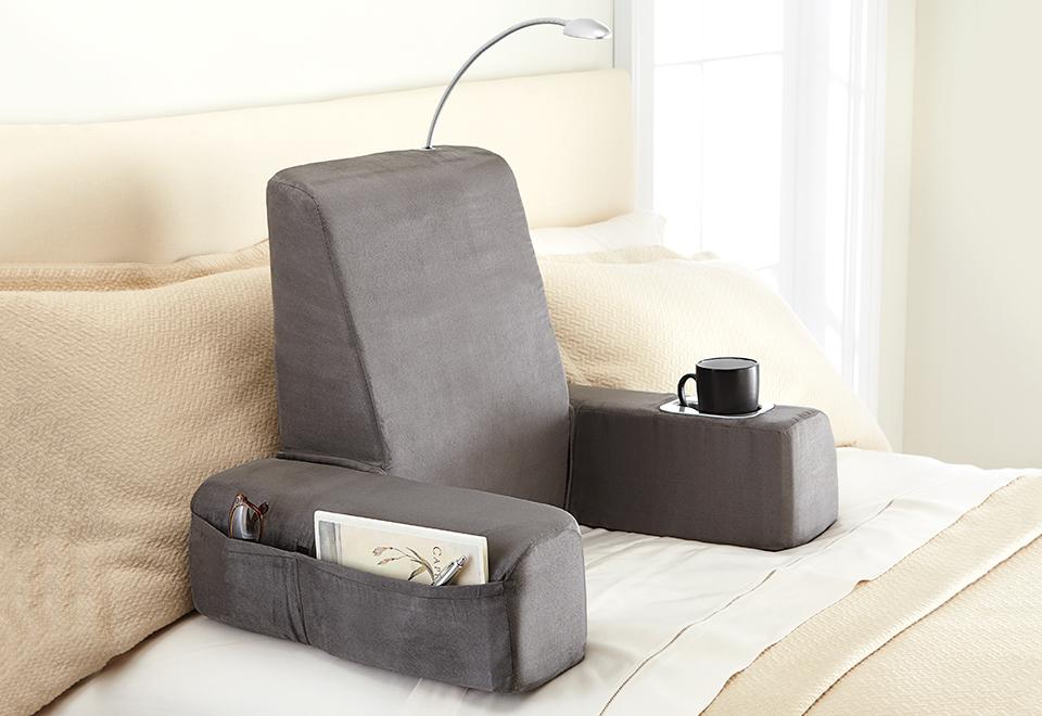 Bed Lounger With Reading Light Atcsagacity Com