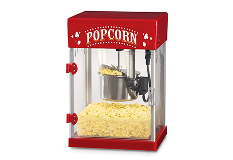 Theater Style Popcorn Maker At Sharper Image