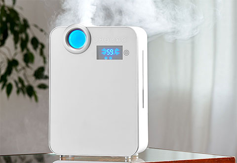 Humidifiers At Sharper Image