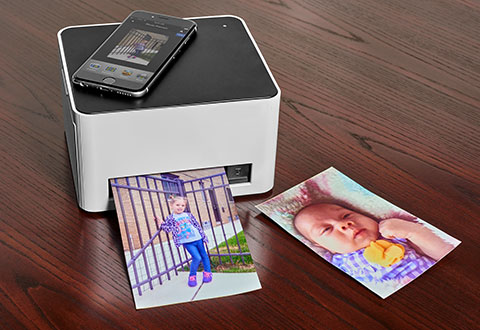 Vupoint Refill Cartridge For Smartphone Photo Cube Printers