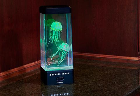 Jellyfish Aquarium Sharper Image
