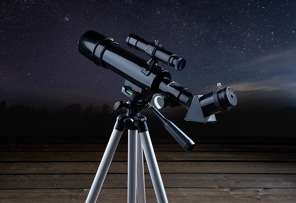 Backpack Telescope @ Sharper Image
