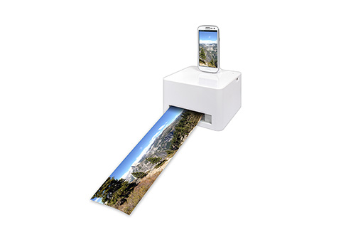 Smartphone Photo Cube Printer At Sharper Image