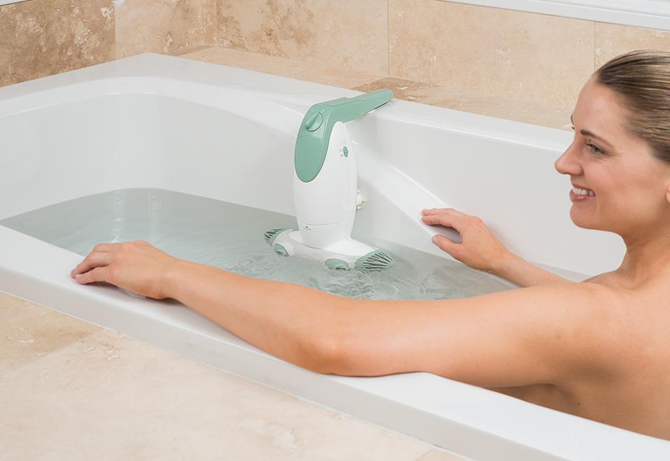 Dual Jet Bath Spa @ Sharper Image