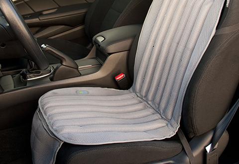 Cooling Car Seat Cushion Sharper Image