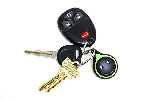 Wireless Key Finder At Sharper Image