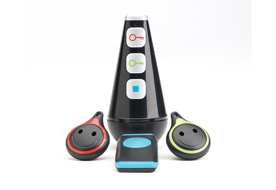 Wireless Key Finder At Sharper Image