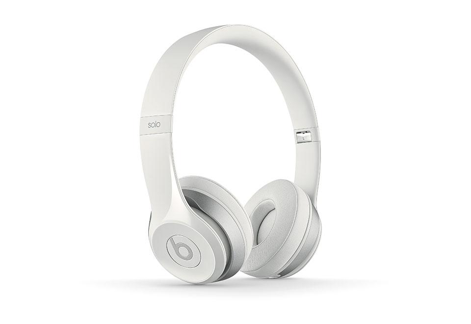 beats solo 2 on ear headphones sharper image