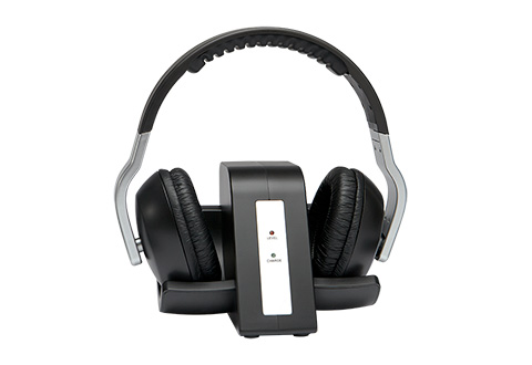 Tv Wireless Headphones At Sharper Image