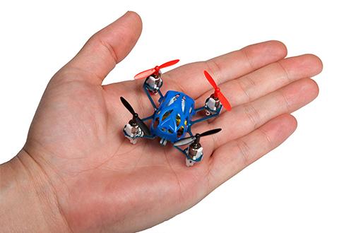 Rc Micro Drone At Sharper Image