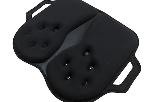 Folding Gel Seat Cushion Sharper Image