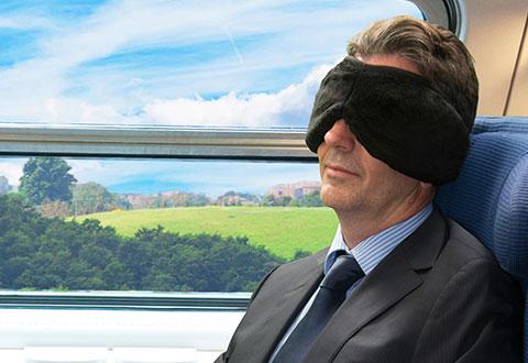 Total Sleep Mask System @ Sharper Image