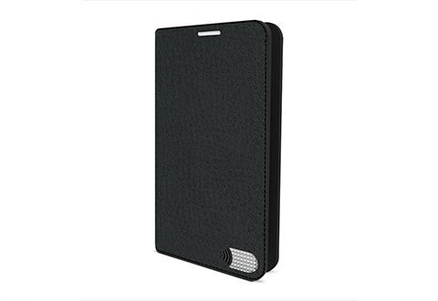 hot sale online 53058 51b28 RFID Blocking Wallet Phone Case @ Sharper Image