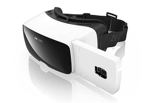 Vr One Plus Virtual Reality Glasses At Sharper Image