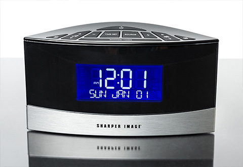 Sound Soother White Noise Machine At Sharper Image