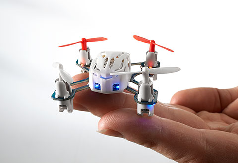 Drone Zone At Sharper Image