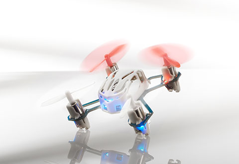 Mosquito Drone with LED Lights @ Sharper Image