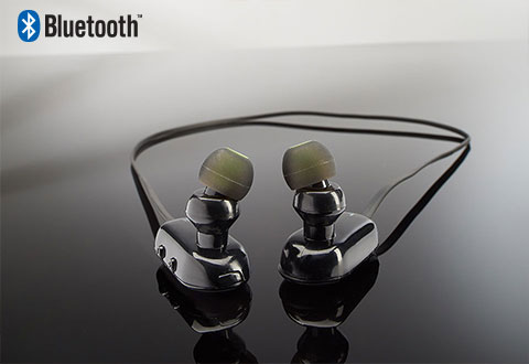 Bluetooth Wireless Earbuds At Sharper Image
