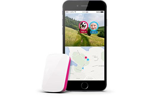 Smart GPS Personal Tracker @ Sharper Image