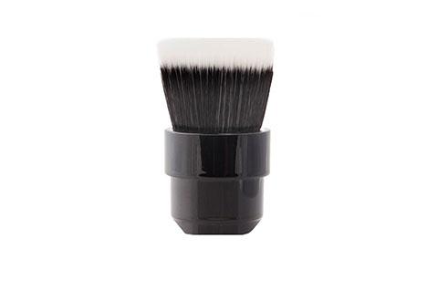 rotating makeup brush starter kit  sharper image