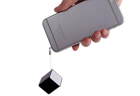 World's Smallest Bluetooth Speaker (2-Pack) @ Sharper Image