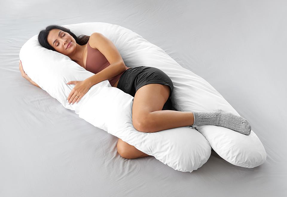 Full Support Body Pillow For Maximum Comfort Pregnancy