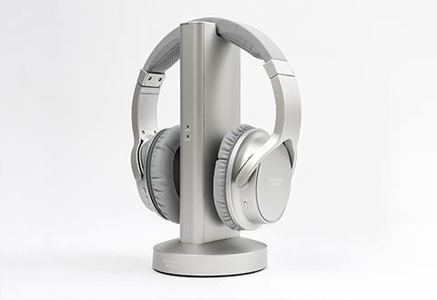 Tv Wireless Headphones At Sharper Image