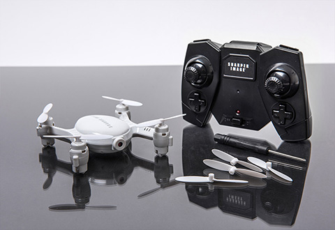 Quad Smart Drone With Video At Sharper Image