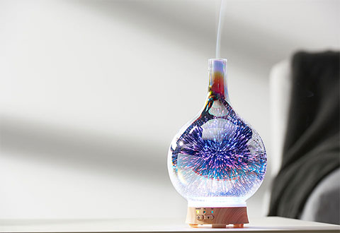 Aromatherapy Diffusers At Sharper Image