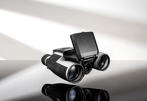 12x Zoom Digital Camera Binoculars At Sharper Image