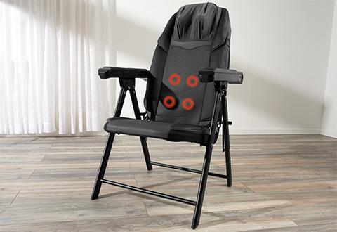 Amazoncom Sharper Image Warming Backrest Massager Health