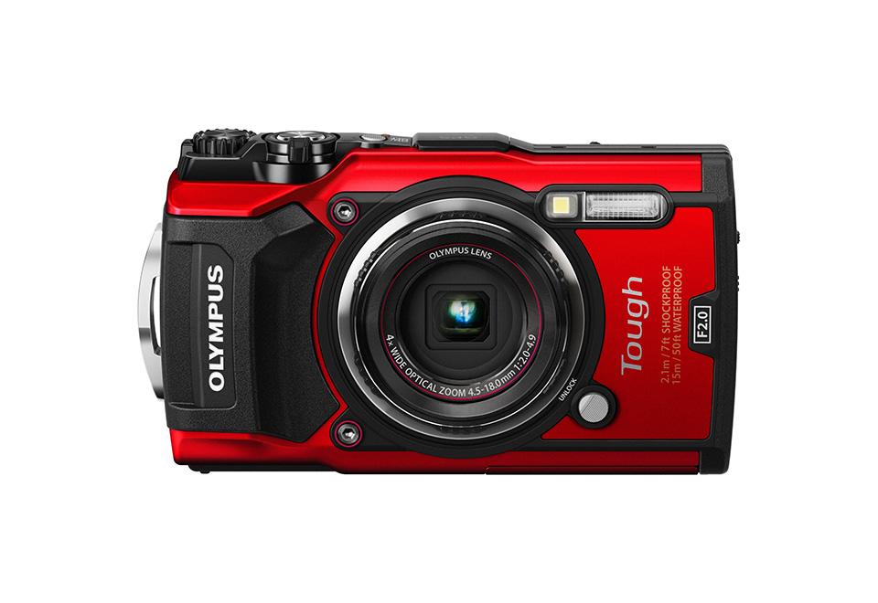 Olympus 174 Tough Tg 5 Hd Digital Camera Sharper Image