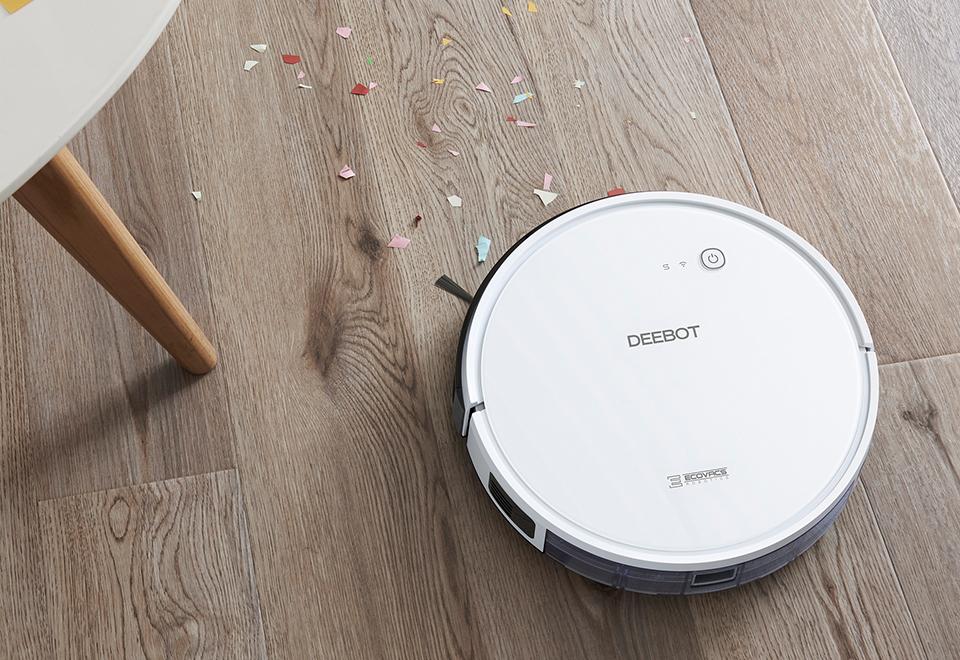 Ecovacs 174 Deebot 600 Multi Surface Robotic Vacuum Cleaner